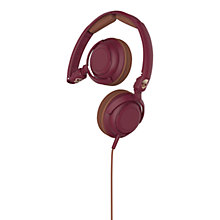 Buy Skullcandy Lowrider On-Ear Headphones with Mic/Remote Online at johnlewis.com