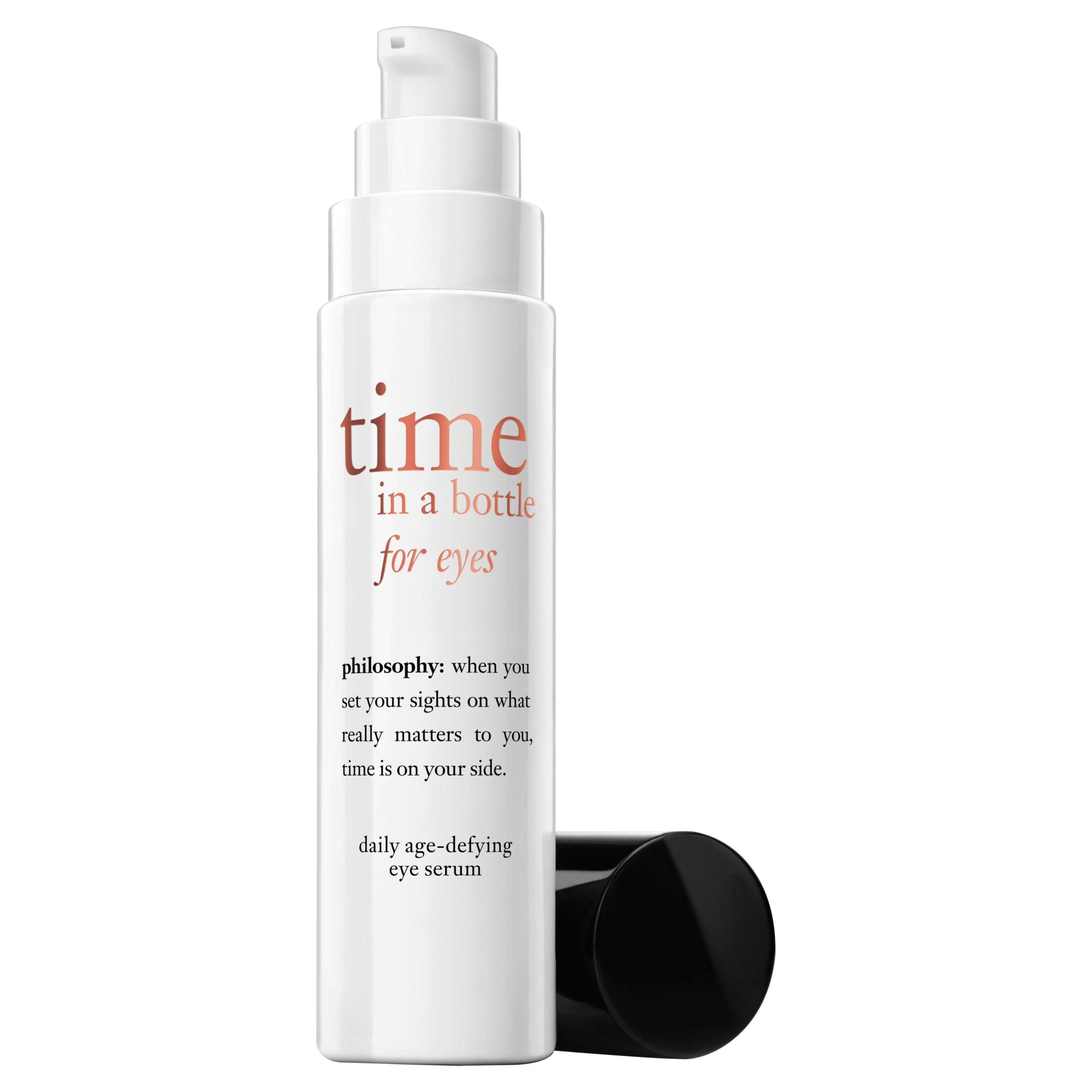 Philosophy Philosophy Time in a Bottle Eye Cream, 15ml