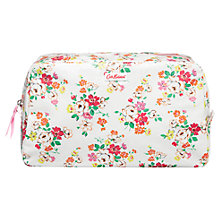 Buy Cath Kidston Clifton Rose Wash Bag Online at johnlewis.com