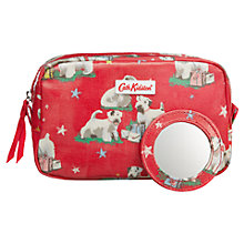 Buy Cath Kidston Billie Christmas Cos Bag Online at johnlewis.com