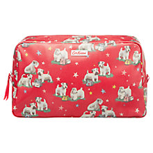 Buy Cath Kidston Billie Christmas Wash Bag Online at johnlewis.com