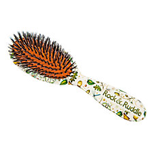 Buy Rock & Ruddle Small Acorn and Butterfly Hairbrush Online at johnlewis.com