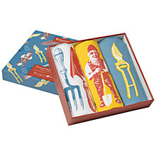 Buy Royal Horticortural Society Mens Handkerchiefs, Set of 3, Multi Online at johnlewis.com