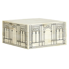 Buy John Lewis Decorative Mansion Box, Small Online at johnlewis.com