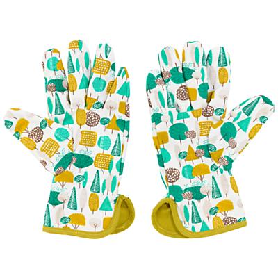 Thoughtful Gardener Tree Print Garden Gloves