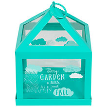 Buy Thoughtful Gardener Mini Green House Online at johnlewis.com