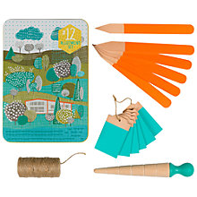 Buy Thoughtful Gardener Allotment Set Tin Online at johnlewis.com