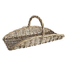 Buy Fallen Fruits Willow Flower Trug Basket Online at johnlewis.com