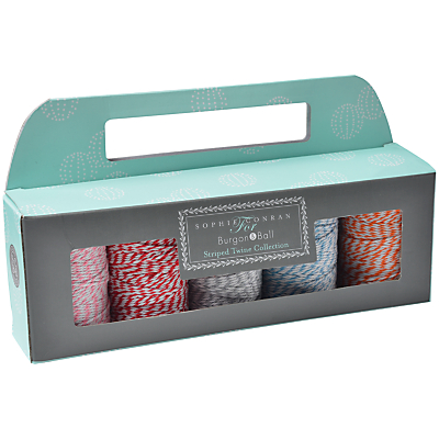 Sophie Conran for Burgon & Ball Striped Twine Collection