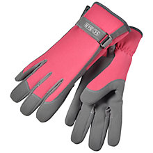 Buy Sophie Conran Everday Gloves, Raspberry Online at johnlewis.com