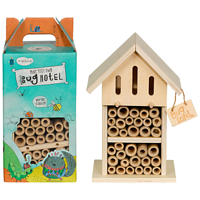 Little Thoughtful Gardener Make Your Own Bug Hotel