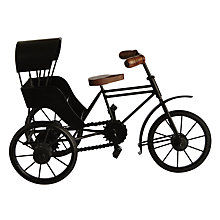 Buy John Lewis Rickshaw Ornament Online at johnlewis.com