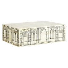 Buy John Lewis Decorative Mansion Box, Large Online at johnlewis.com