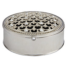Buy John Lewis Jewels Trinket Box Online at johnlewis.com