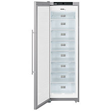 Buy Liebherr SGNESF3063 Tall Freezer, A+ Energy Rating, 60cm Wide, Stainless Steel Online at johnlewis.com