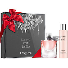 Buy Lancôme La Vie Est Belle Gift Set Online at johnlewis.com