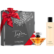 Buy Lancôme Trésor Midnight Rose Eau de Parfum Gift Set with Luxury Beauty Crackers Online at johnlewis.com