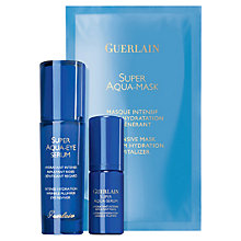 Buy Guerlain Superaqua Full Eye Set Online at johnlewis.com