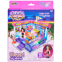 Buy Character Options Lite Brix Sunset Island Mall Online at johnlewis.com