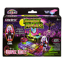 Buy Lite Brix Moonlight Monsters Vampiez Vanity Online at johnlewis.com