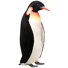 Buy Hansa Emperor Penguin Soft Toy, 72cm Online at johnlewis.com
