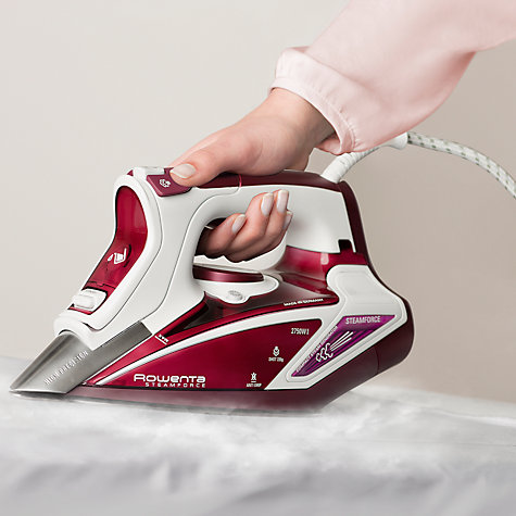 Buy Rowenta DW9230 Steamforce Steam Iron | John Lewis