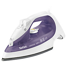 Buy Tefal FV3680G1 Super Glide Steam Iron Online at johnlewis.com