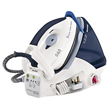 Buy Tefal GV7096 Express Compact Steam Generator Iron Online at johnlewis.com