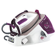 Buy Tefal GV7780 Auto Control Steam Generator Iron Online at johnlewis.com