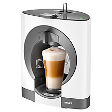 Buy NESCAFÉ® Dolce Gusto® Oblo Manual by KRUPS Online at johnlewis.com