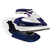 Buy Tefal FV9965 Freemove Cordless Steam Iron Online at johnlewis.com