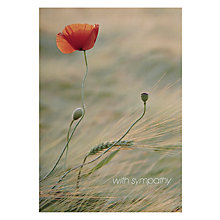 Buy Woodmansterne Remembrance Greetings Card Online at johnlewis.com