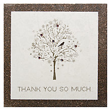 Buy Five Dollar Shake Thank You Greetings Card Online at johnlewis.com