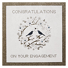 Buy Five Dollar Shake Engagement Greetings Card Online at johnlewis.com