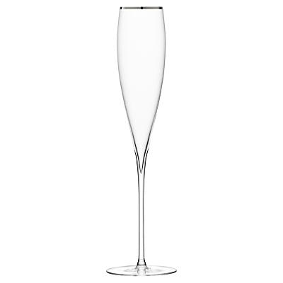 LSA International Savoy Champagne Flutes, Set of 2