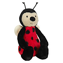 Buy Jellycat Bashful Ladybug Online at johnlewis.com