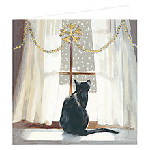 Buy Art Marketing Day Dreaming Christmas Cards, Pack of 6 Online at johnlewis.com