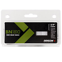 Buy Brad Nails, Pack of 500, 15mm Online at johnlewis.com