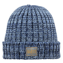 Buy Barts Leroy Beanie Hat, One Size, Navy Online at johnlewis.com