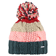 Buy Barts Maria Beanie Hat, One Size, Ink Blue Online at johnlewis.com