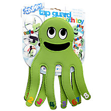 Buy Tappy Octopus Tap Guard and Bath Toy, Green Online at johnlewis.com
