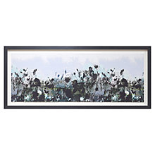 Buy Naomi Barber - Wilderness Framed Print, 38 x 90cm Online at johnlewis.com