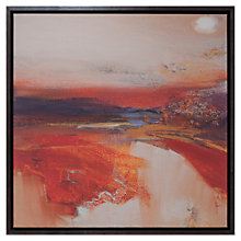 Buy Kathy Ramsay Carr - Romance Printed Canvas, 68.6 x 68.6cm Online at johnlewis.com