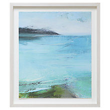 Buy Kathy Ramsay Carr - Gentle Day Framed Canvas, 48 x 42cm Online at johnlewis.com