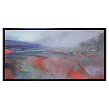 Buy Kathy Ramsay Carr - Corallo Framed Print, 106.4x54.5cm Online at johnlewis.com