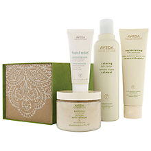 Buy AVEDA Renewal Skincare Gift Set Online at johnlewis.com