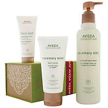 Buy AVEDA Invigoration Skincare Gift Set Online at johnlewis.com