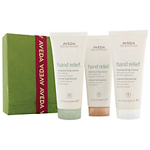 Buy AVEDA Little Relief Skincare Gift Set Online at johnlewis.com