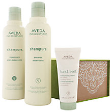 Buy AVEDA Peace Skincare Gift Set Online at johnlewis.com