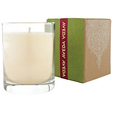 Buy AVEDA Warmth & Light Candle Online at johnlewis.com